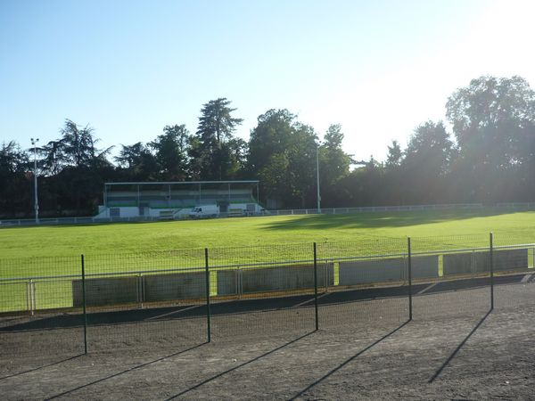 Stade Bécot Le Coteau - terrain principal compétitions