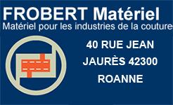 Frobert Matériel