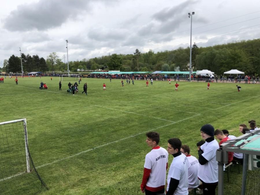 Tournoi 1er Mai 2018 Olympique le Coteau