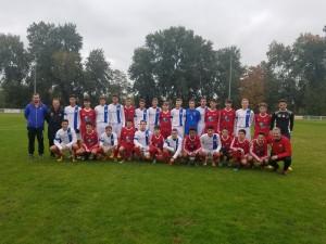 U18-1 Gambardella Cournon 271018