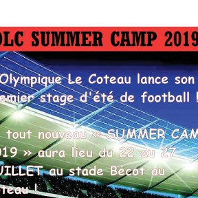 OLC SUMMER CAMP article